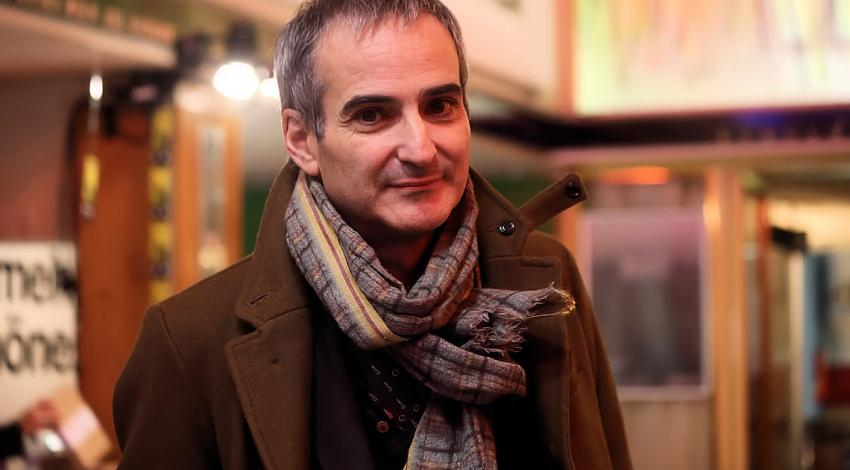 "Olivier Assayas | at ""Viennale"" (2012)"