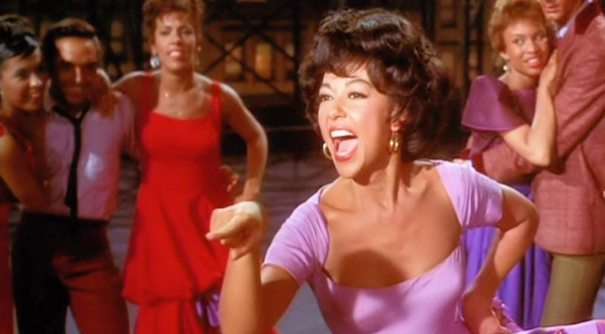 "Rita Moreno | ""West Side Story"" (1961)"