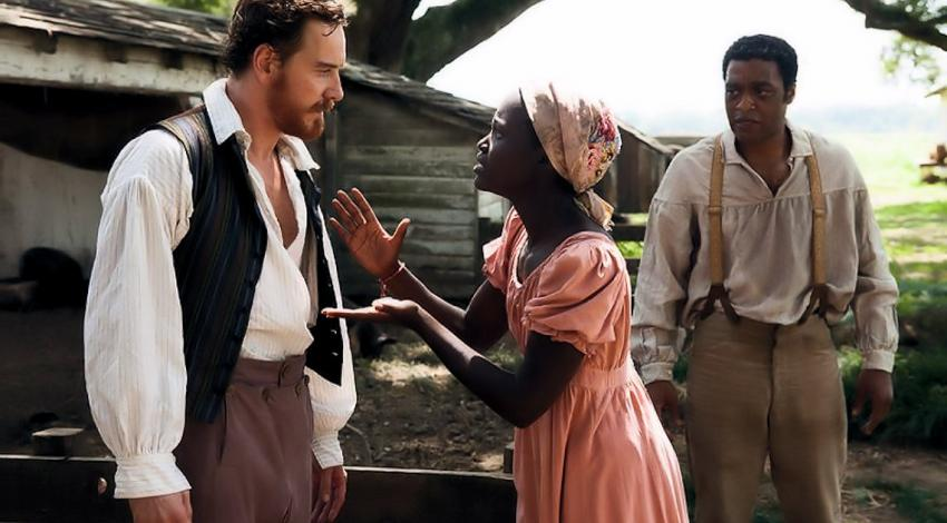 "Michael Fassbender, Lupita Nyong'o, Chiwetel Ejiofor | ""12 Years a Slave"" (2013)"
