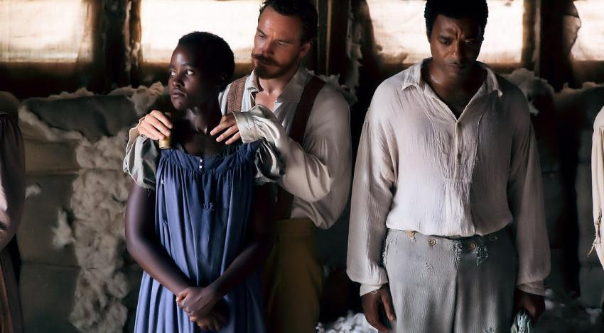 "Lupita Nyong'o, Michael Fassbender, Chiwetel Ejiofor | ""12 Years a Slave"" (2013)"