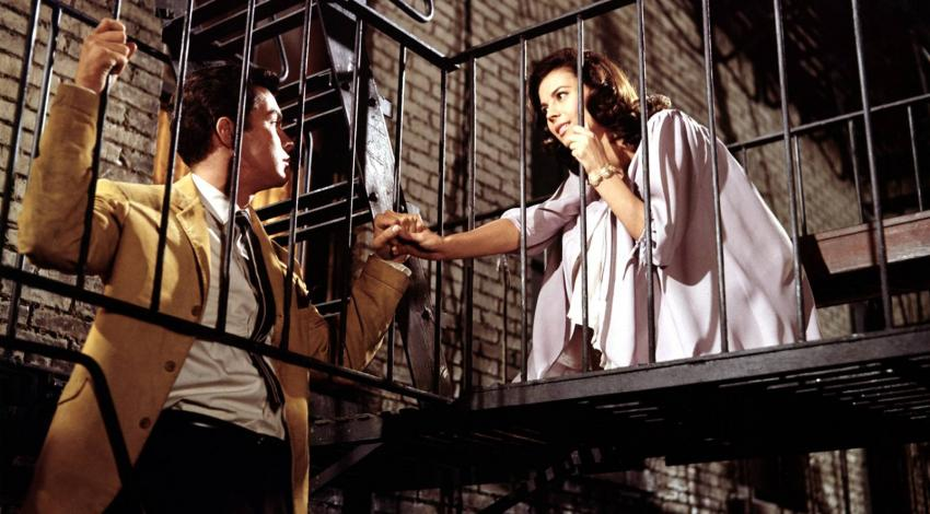"Natalie Wood & Richard Beymer | ""West Side Story"" (1961)"