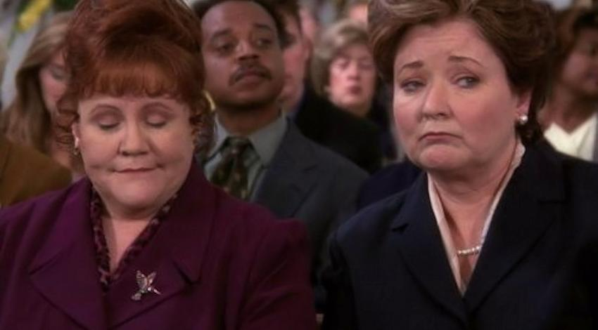"Edie McClurg, Rachel Winfree | ""7th Heaven"" (1996)"
