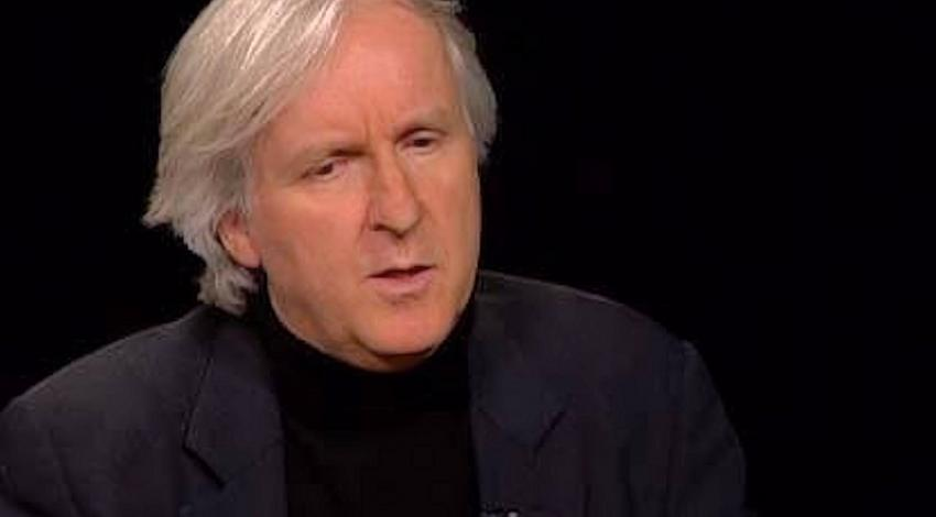 "James Cameron on ""Charlie Rose"" (1991)"