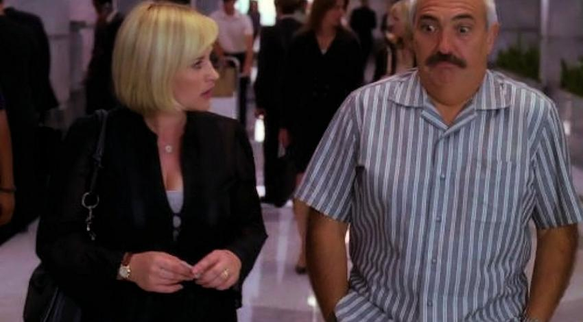 "Miguel Sandoval w/Patricia Arquette | ""Medium: Girls Ain't Nothing But Trouble"" (2009)"