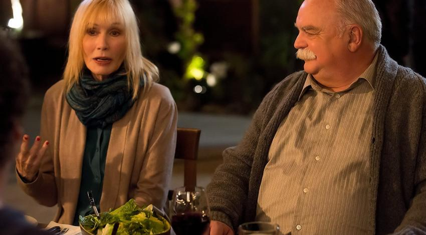 "Richard Riehle & Sally Kellerman | ""Maron"" (2013)"