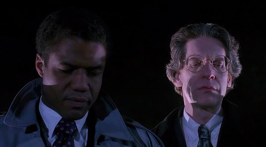 "David Cronenberg, Hugh Quarshie | ""Nightbreed"" (1990)"