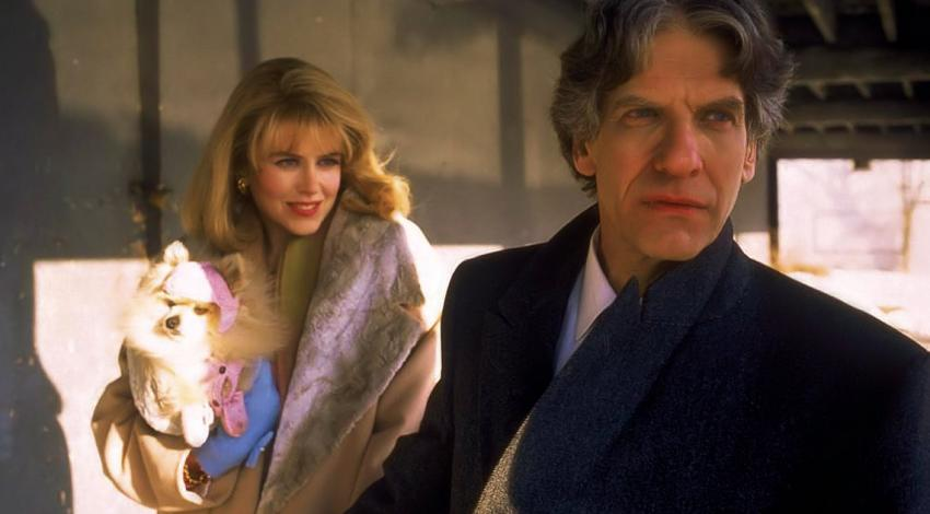 "David Cronenberg, Nicole Kidman | ""To Die For"" (1995)"