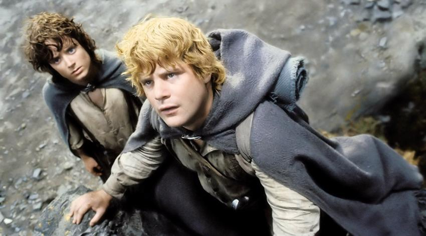 "Elijah Wood, Sean Astin | ""The Lord of the Rings: The Return of the King"" (2003) *"