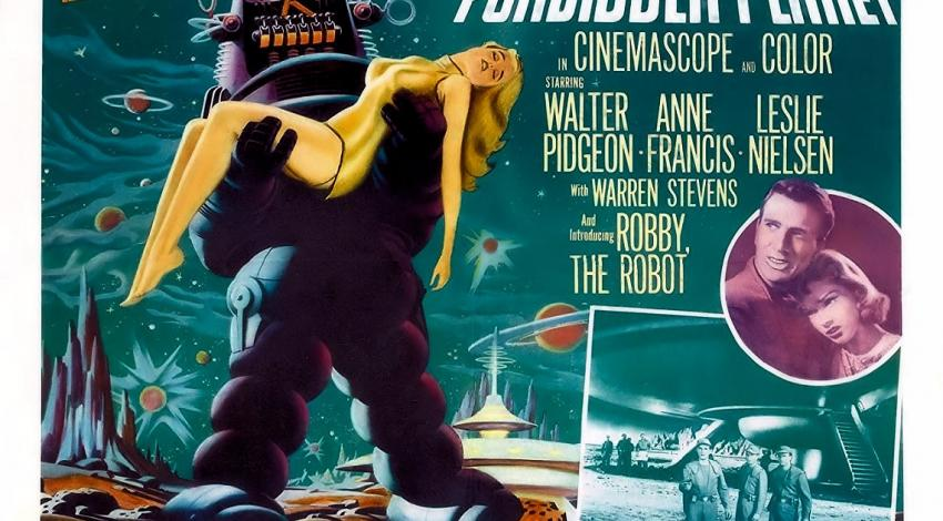 """Forbidden Planet"" (1956)"