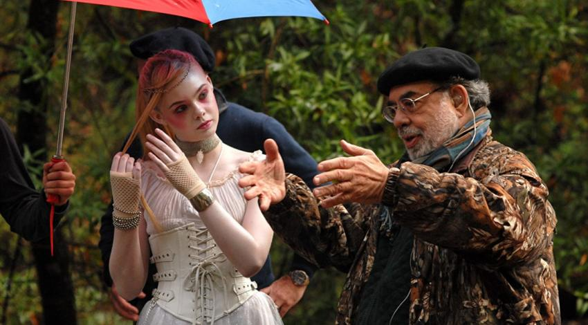 "Francis Ford Coppola, Ellie Fanning | ""Twixt"" (2011) **"