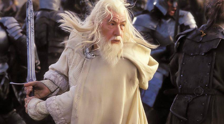 "Ian McKellen | ""The Lord of the Rings: The Return of the King"" (2003)"