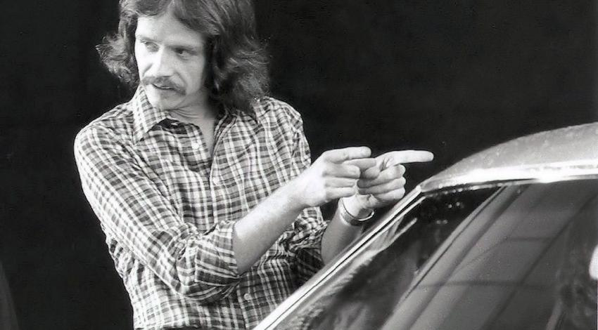 "John Carpenter | On the set of ""Halloween"" (1978)"