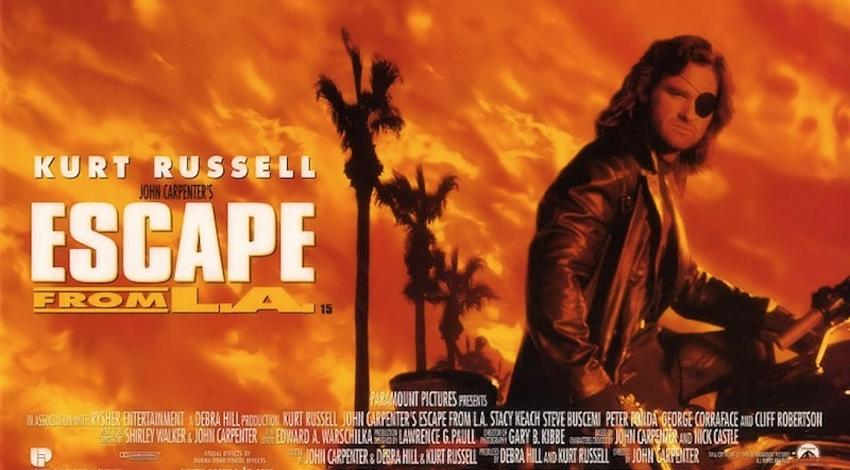 "John Carpenter | Director ""Escape from L.A."" (1996)"