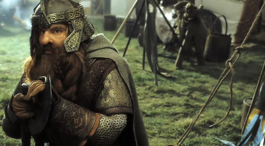 "John Rhys Davies | ""The Lord of the Rings: The Return of the King"" (2003) *"