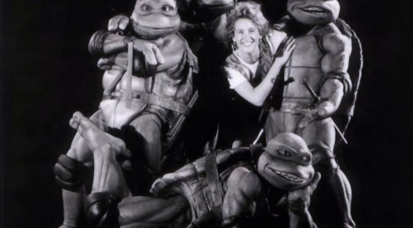 "Judith Hoag | ""Teenage Mutant Ninja Turtles"" (1990) *"