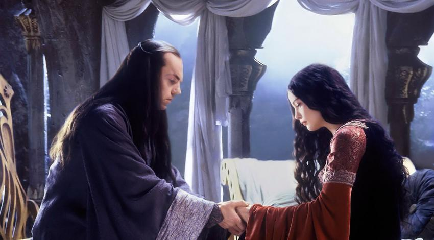 "Liv Tyler, Hugo Weaving | ""The Lord of the Rings: The Return of the King"" (2003) *"