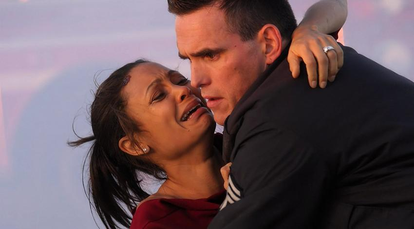 "Matt Dillon, Thandie Newton | ""Crash"" (2005)"