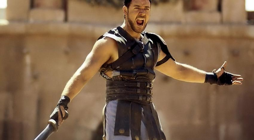 "Russell Crowe | ""Gladiator"" (2000)"