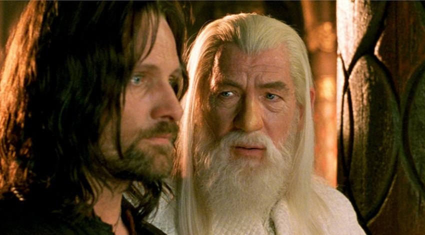 "Viggo Mortensen, Ian McKellen | ""The Lord of the Rings: The Return of the King"" (2003)"