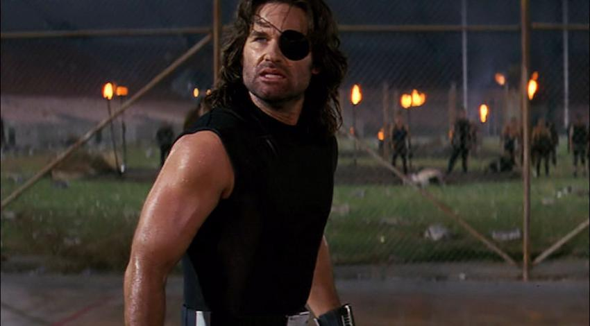 "Kurt Russell | John Carpenter's ""Escape from L.A."" (1996)"