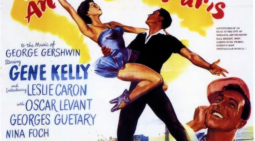 """An American in Paris"" (1951)"