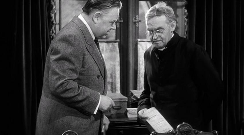 "Barry Fitzgerald, Gene Lockhart | ""Going My Way"" (1944)"