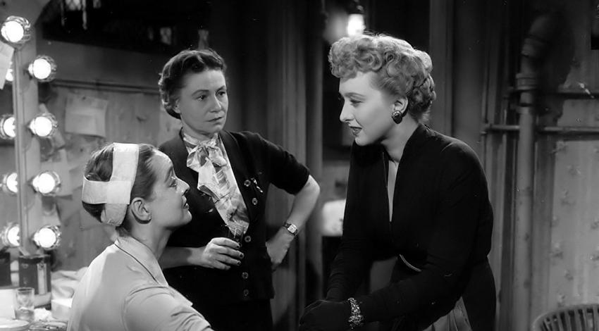 "Bette Davis, Celeset Holm, Thelma Ritter | ""All About Eve"" (1950)"
