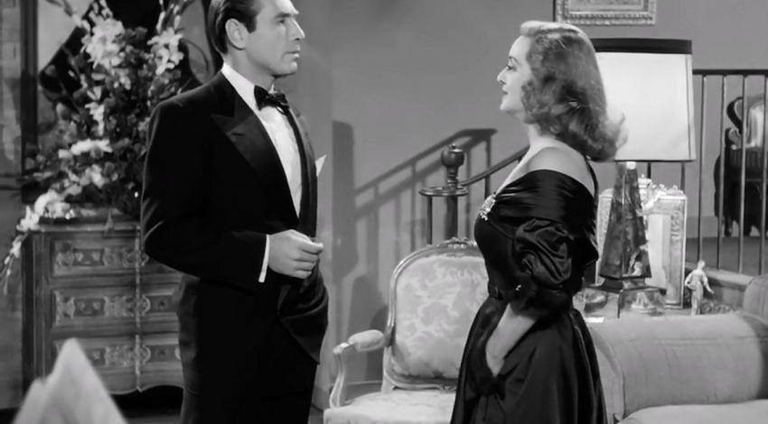 "Bette Davis, Gary Merrill | ""All About Eve"" (1950)"