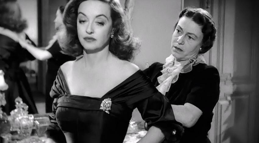 "Bette Davis, Thelma Ritter | ""All About Eve"" (1950)"