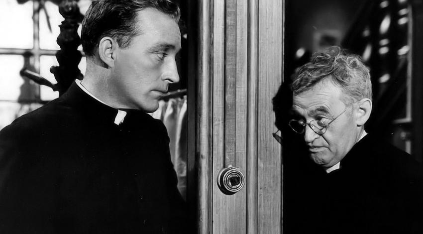 "Bing Crosby, Barry Fitzgerald | ""Going My Way"" (1944)"