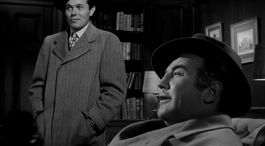 "Broderick Crawford, Walter Burke | ""All the King's Men"" (1949)"