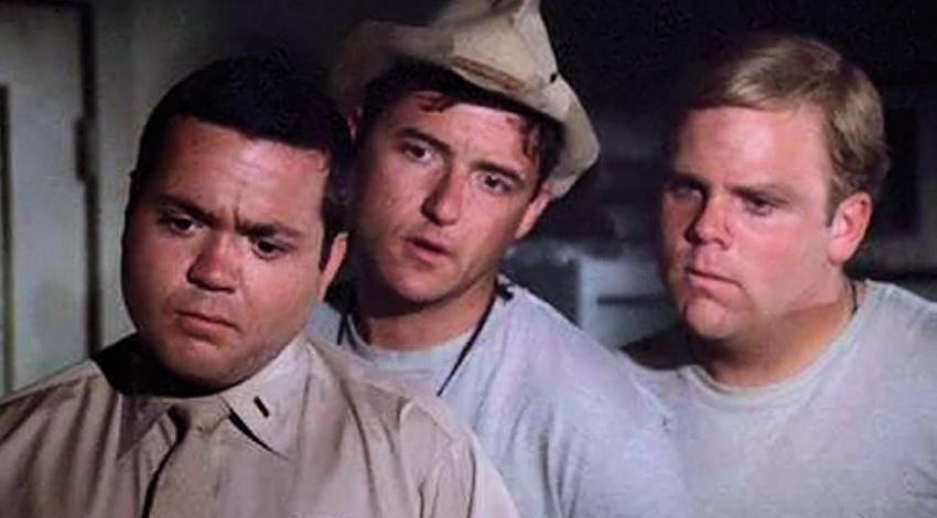 "James Whitmore Jr., Dirk Blocker, Jeff MacKay | ""Black Sheep Squadron"" (1976-1977 )"