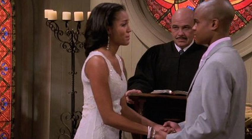 "George Gore II, Jon Polito, Brooklyn Sudano | ""My Wife and Kids"" (2001)"