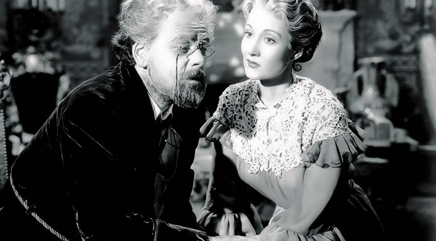 "Paul Muni, Gloria Holden | ""The Life of Emile Zola"" (1937) *"