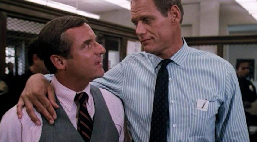 "James Whitmore Jr., Fred Dryer | ""Hunter"" (1984-1986)"