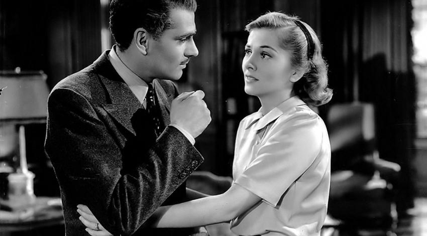 "Joan Fontaine, Laurence Olivier | ""Rebecca"" (1940) *"