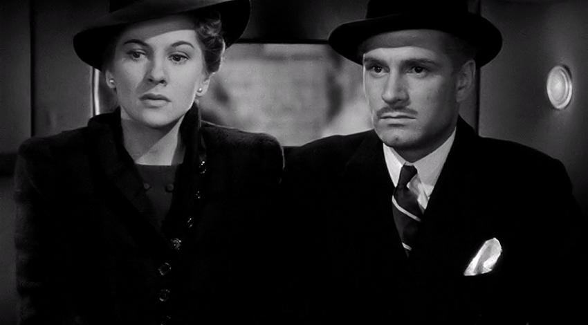 "Joan Fontaine, Laurence Olivier | ""Rebecca"" (1940)"