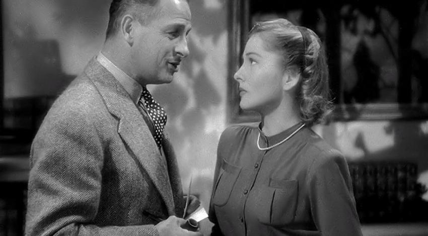 "Joan Fontaine, Reginald Denny | ""Rebecca"" (1940)"