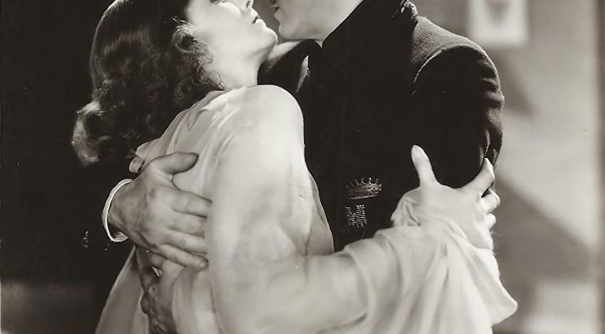 "John_Barrymore, Greta Garbo | ""Grand Hotel"" (1932)"