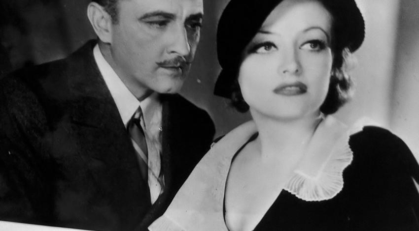 "John Barrymore, Joan Crawford | ""Grand Hotel"" (1932)"