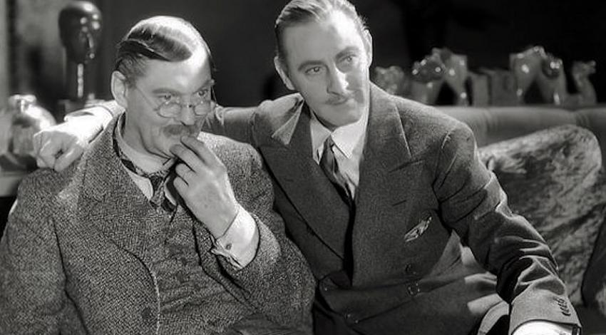 "John Barrymore, Lionel Barrymore | ""Grand Hotel"" (1932)"