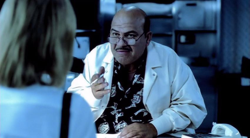 "Jon Polito | ""The Invisible Man"" (2000)"