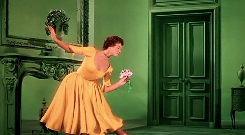 "Leslie Caron | ""An American in Paris"" (1951)"