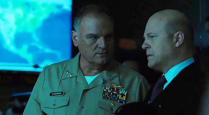 "Michael Chiklis, Bill Smitrovich | ""Eagle Eye"" (2008)"