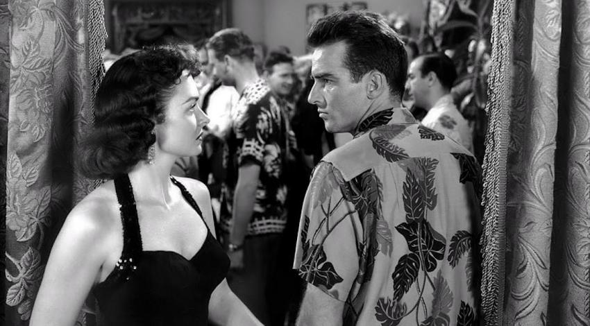 "Montgomery Clift, Donna Reed | ""From Here to Eternity"" (1953)"