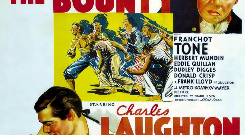 """Mutiny on the Bounty"" (1935)"
