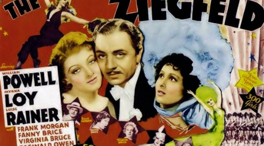 """The Great Ziegfeld"" (1936)"