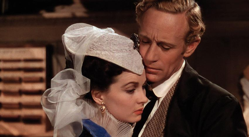 "Vivien Leigh, Leslie Howard | ""Gone with the Wind"" (1939) *"