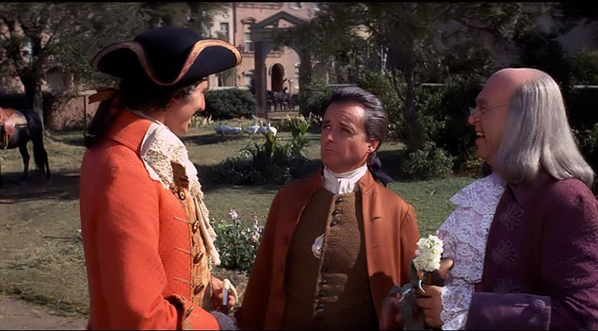 "William Daniels, Howard Da Silva, Ron Holgate | ""1776"" (1972) *"