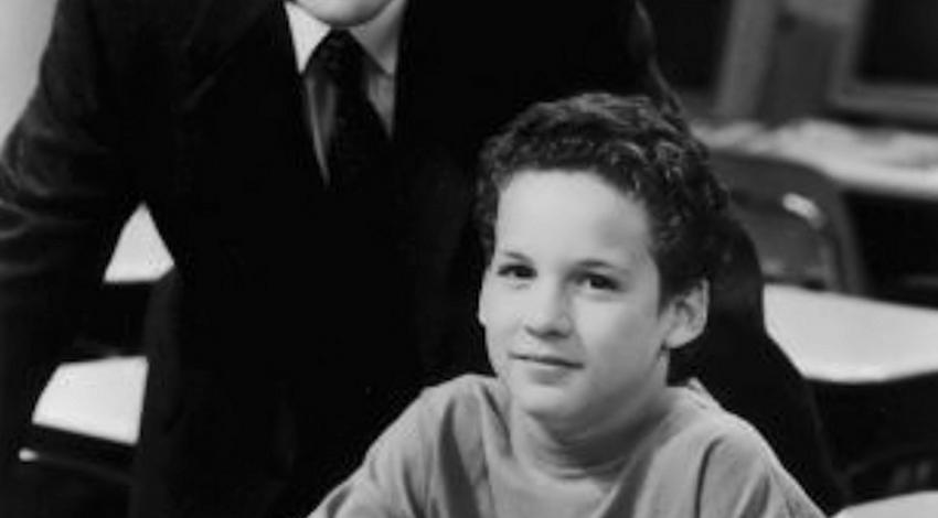 "William Daniels, Ben Savage | ""Boy Meets World"" (1993)"